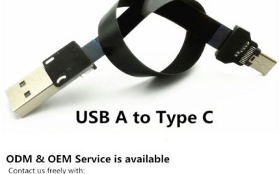 ultra thin usb cable nvme angled